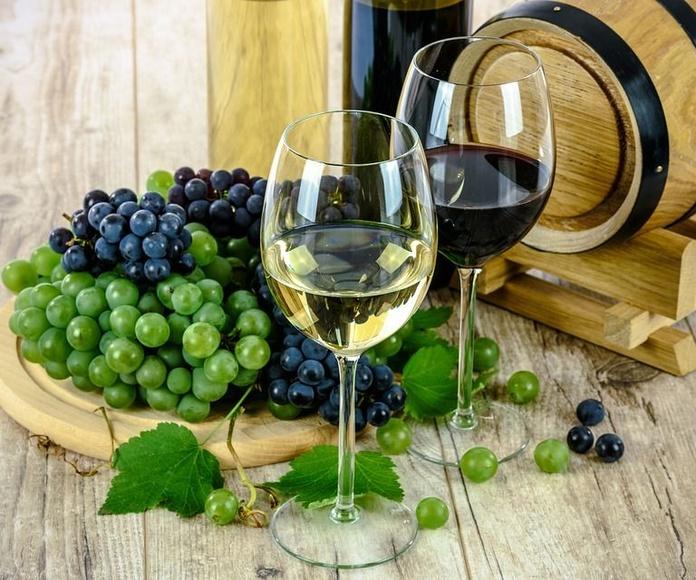 Vinos: Especialidades y platos  de Restaurante Charrito