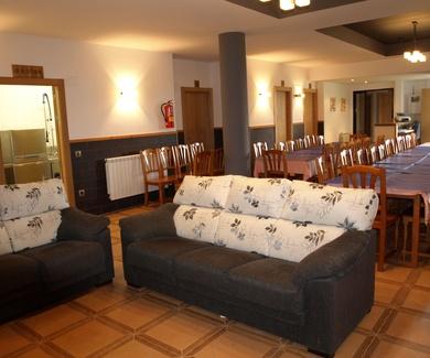 Casa rural para grupos Huesca