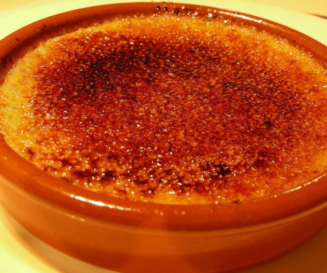 El origen de la crema catalana