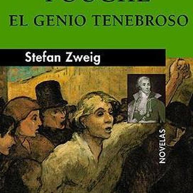 FOUCHE, EL GENIO TENEBROSO