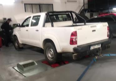 Banco de potencia para vehículos