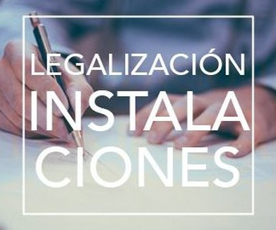 LEGALIZACION EN INSTALACIONES DE GAS Y AIRE ACONDICIONADO