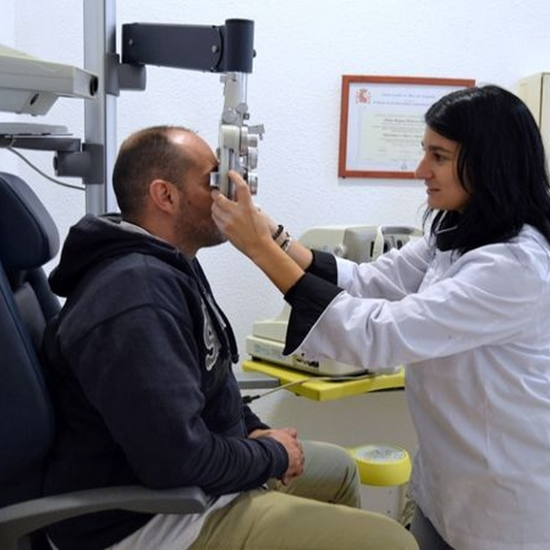 Optometría: Servicios de Óptica Loranca