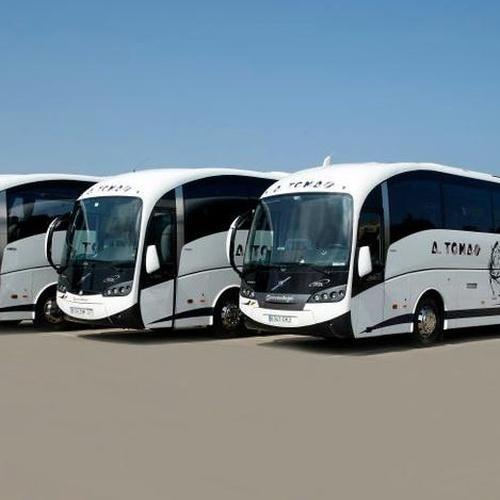 Autocares en Castell de Castells | Autobuses A. Tomás