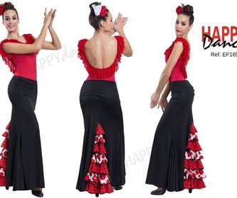 Falda flamenca adulto: Catálogo de Quimera
