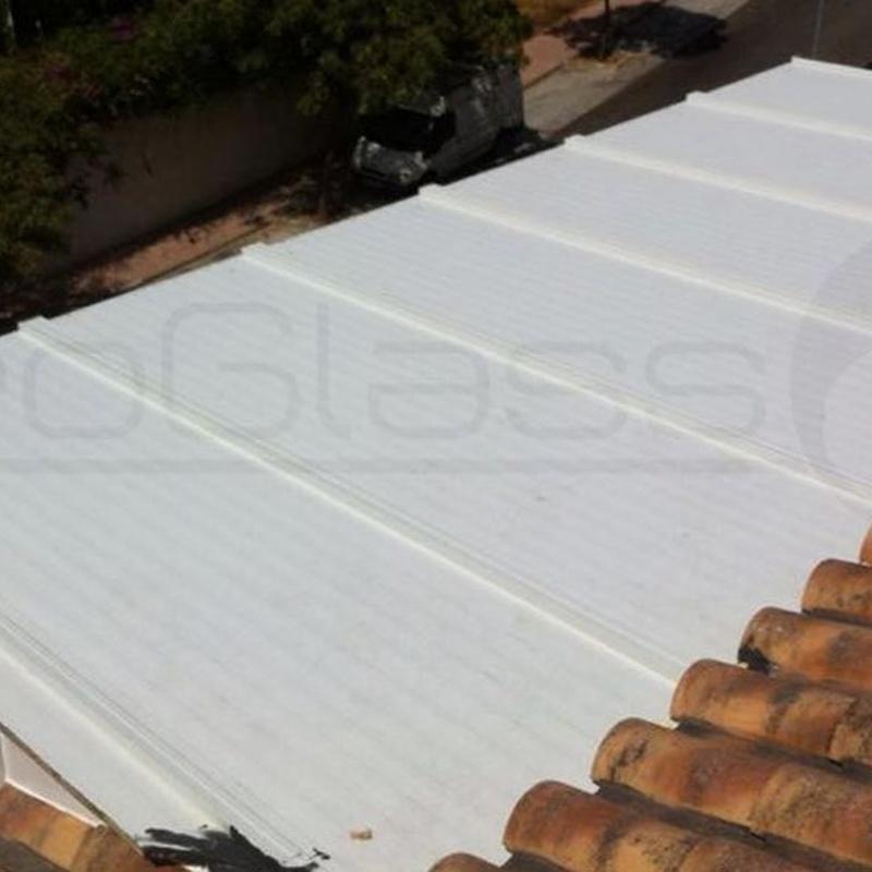 Fixed roof.: Works. de NeoGlass