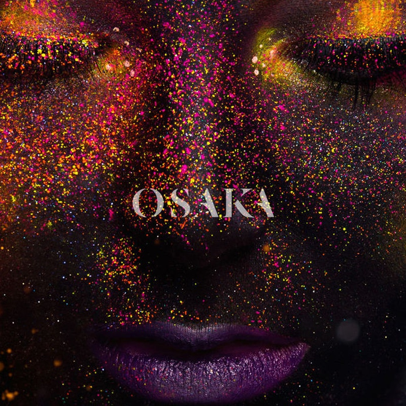 Aditivo glitter Osaka en tienda de pinturas en ventas.