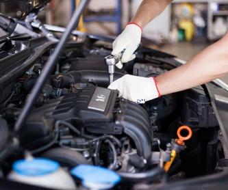 Alineado de neumáticos: Catálogo de Talleres Marko Motor
