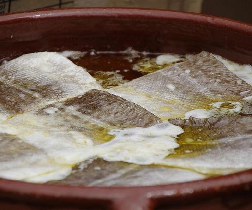 Propiedades nutricionales del bacalao