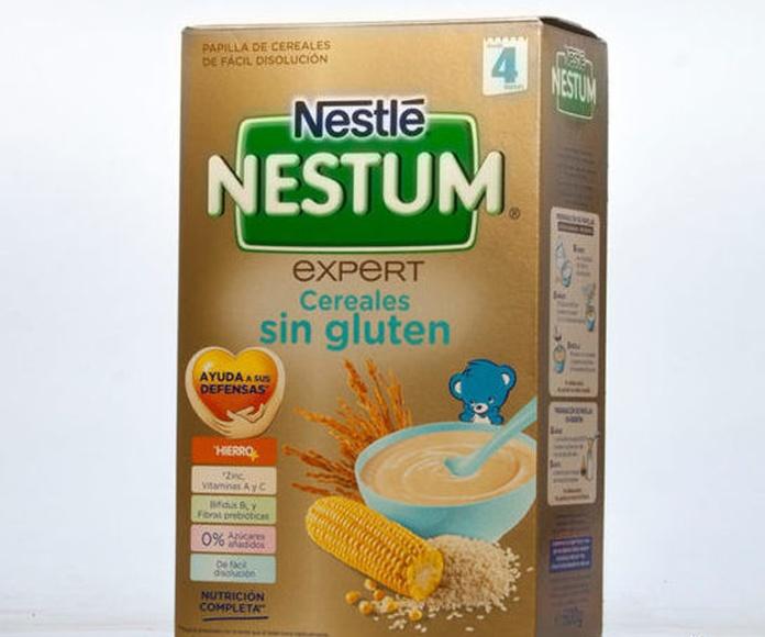 Nestlé Nestum cereales sin gluten : Productos de Parafarmacia Centro