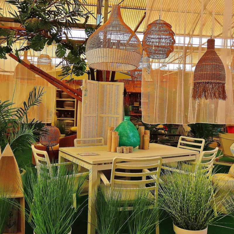 Mobiliario para terraza: Productos y servicios de Jardeco