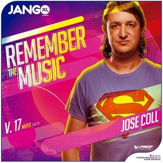 Jose Coll en Jango XL