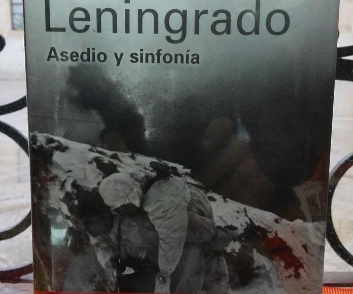 Leningrado, asedio y sinfonia