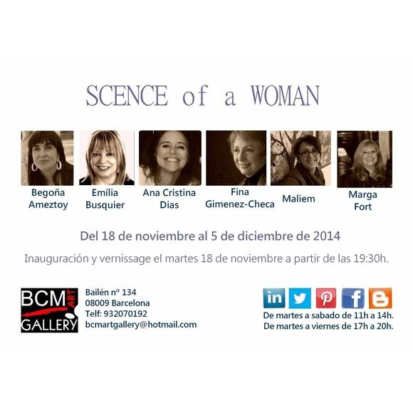 Scene of a woman: Exposiciones y artistas  de BCM Art Gallery