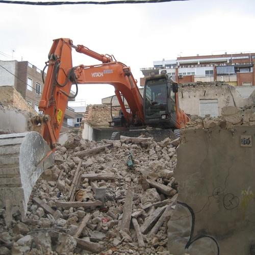 Empresa de excavaciones líder en su sector
