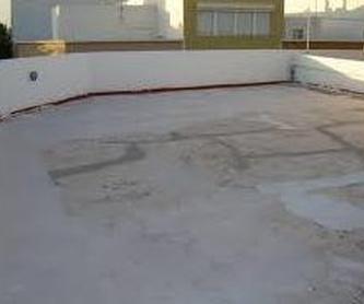 Impermeabilización de fachadas: Servicios de Convasa Simón, S. L.