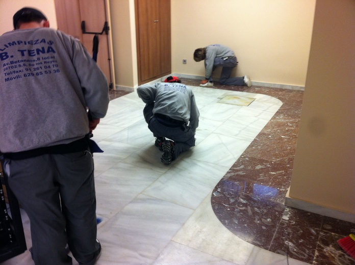 Limpieza y mantenimiento para empresas: Servicios de Limpiezas B. Tena