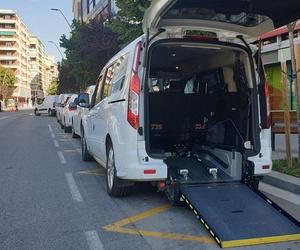 Servicio de taxi adaptado en Granollers