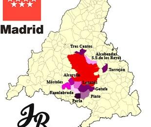 AMPLIAMOS ZONAS DE REPARTO A DOMICILIO EN MADRID