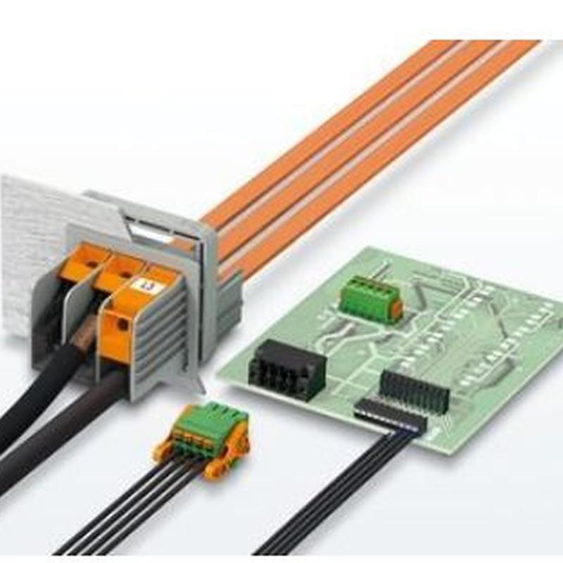 Bornes y conectores para placas de circuito impreso: Productos de Phoenix Contact, S.A.U.