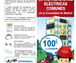 PLAN RENOVE DE INSTALACIONES ELÉCTRICAS COMUNES