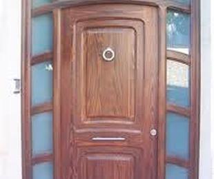 Puertas blindadas o acorazadas de doble hoja