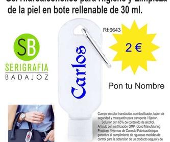 OFERTA CAMISETAS TÉCNICAS SUBLIMACIÓN: Servicios de Serigrafía Badajoz