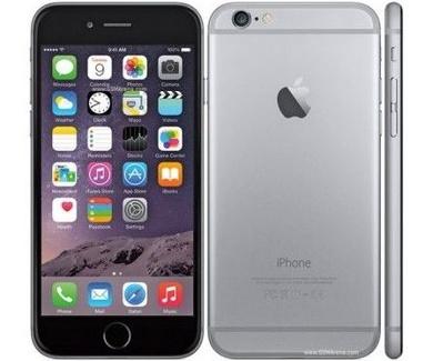 IPhone 6 Space Gray 64 Gb LIBRE Reacondicionado GRADO B por solo 399,95 € iva incluido, 1 año de gar