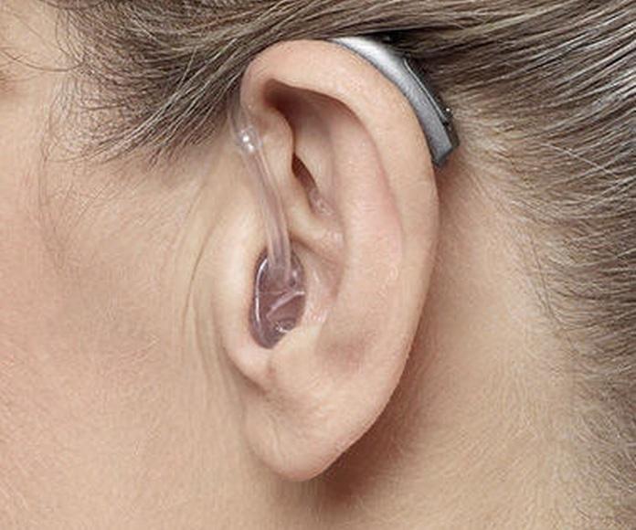 TIPOS DE AUDÍFONOS: Óptica y audiología de ÓPTICA LA SERNA - CENTRO AUDITIVO
