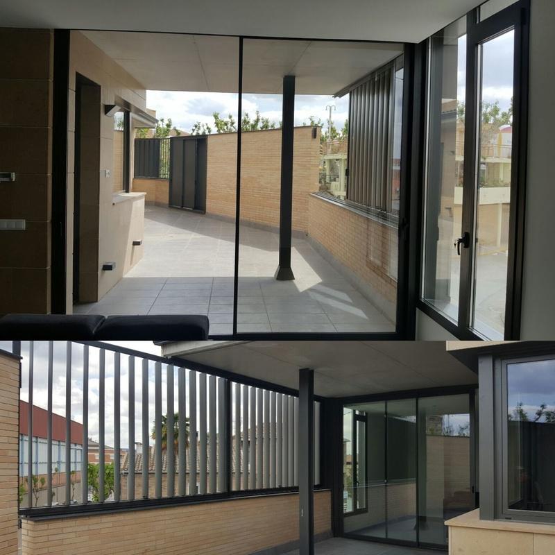 Instalación ventanas de aluminio Lleida