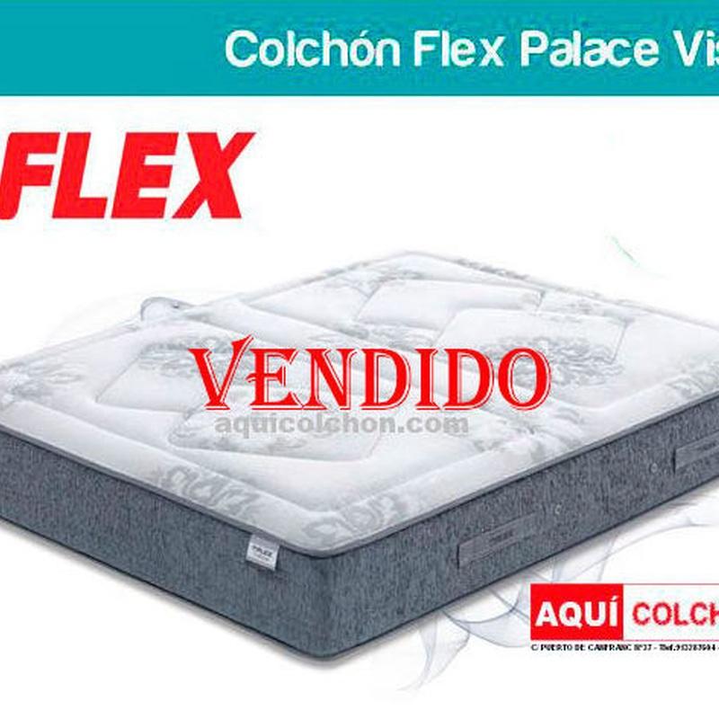 """COLCHÓN """"PALACE VISCO GEL"""": CATALOGO de Aquí Colchón"""
