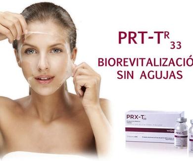 PRX T33, Un concepto nuevo de biorrevitalización sin agujas