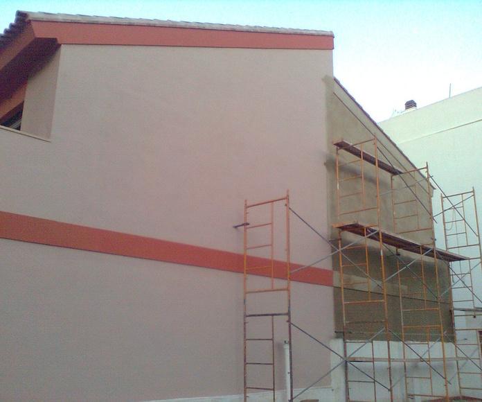 Obra Nueva: SERVICIOS de Construcciones y Reformas Martínez-Belenguer, S.L.