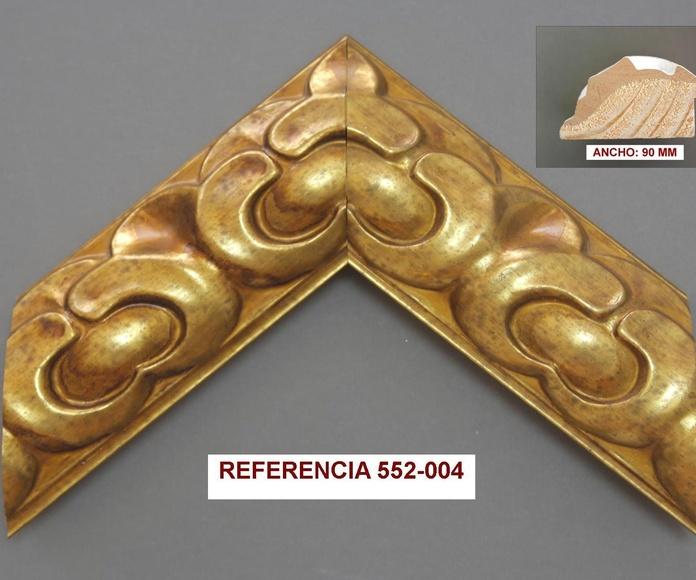REF 552-004: Muestrario de Moldusevilla