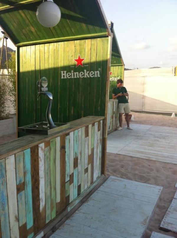 Zona VIP Heineken FIB
