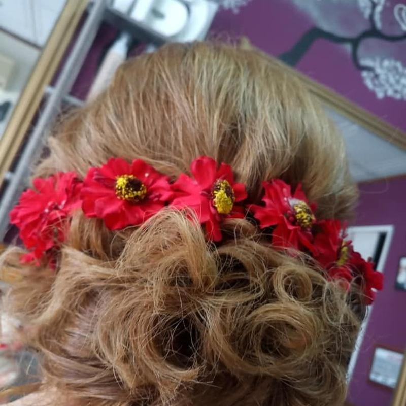 Recogidos para novias: Servicios de Peluquería Unisex Marisol