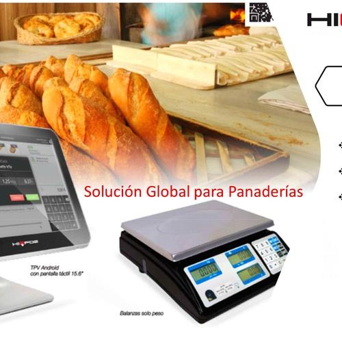 Soluciones para Panaderías y Pastelerías