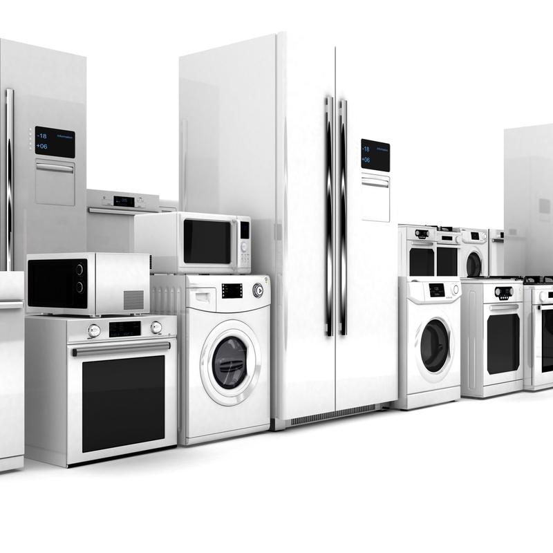 Venta e instalación de electrodomésticos: Servicios de Reparaciones Gómez