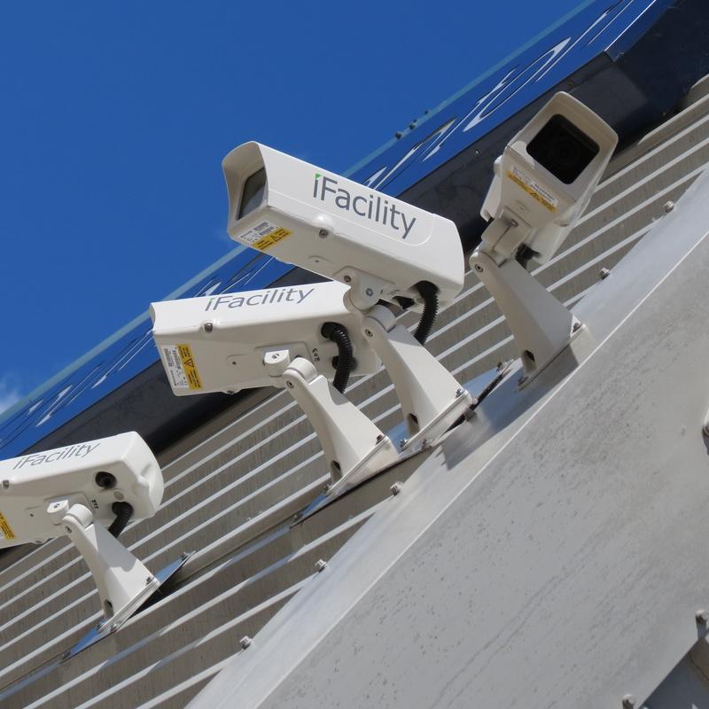 Robo CCTV: Servicios de BYJ