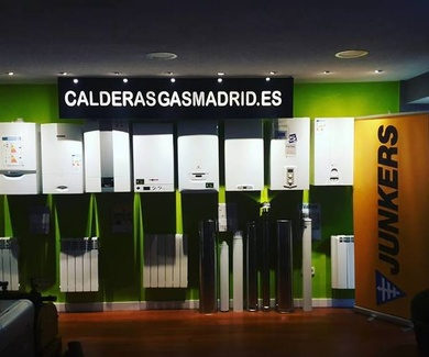 INSTALACION DE CALDERAS EN MADRID