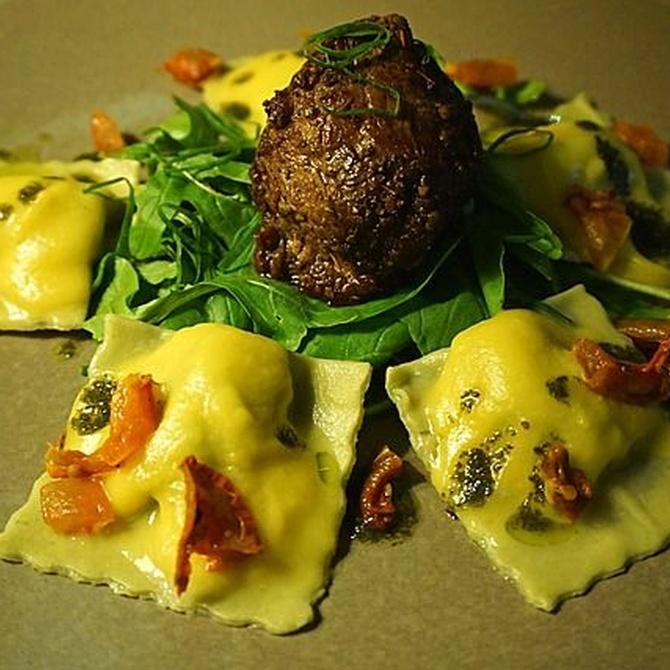 Los raviolis, esas delicias italianas rellenas