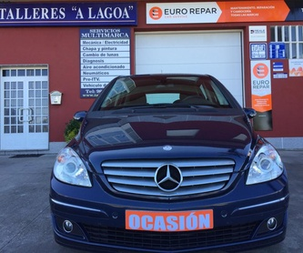 Peugeot 1.6HDI 110CV Outdoor: VEHÍCULOS de Ocasión A Lagoa