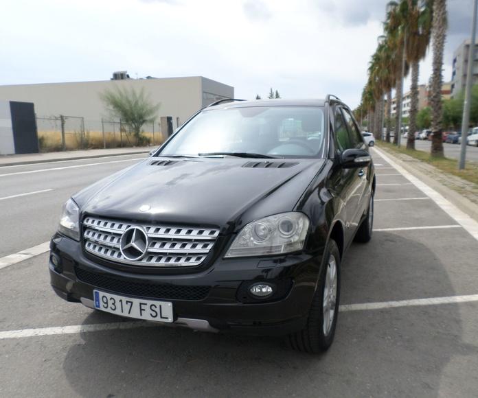 Mercedes ML 320 CDI año 2007  pvp 17500 €uros: Servicios de reparación  de Automóviles y Talleres Dorado