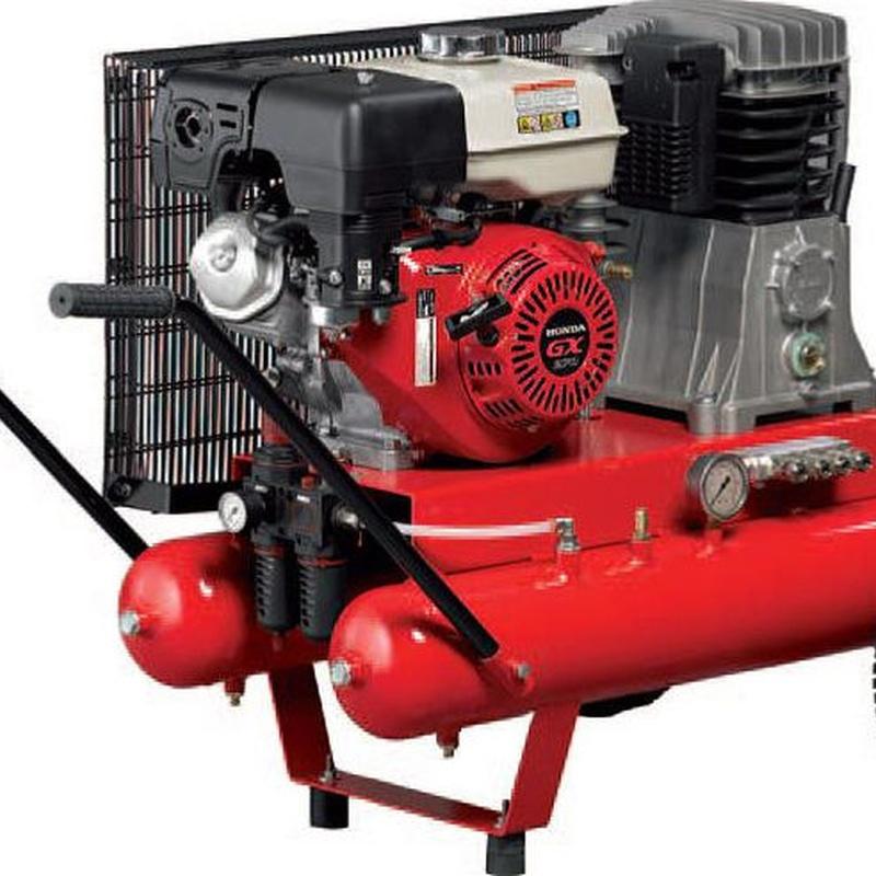 Bancadas y grupos motor: Productos y servicios de Airfac