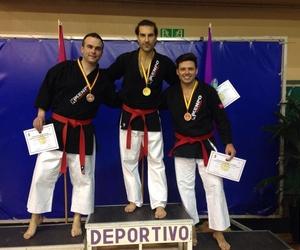 Campeonato de España de kenpo 2017