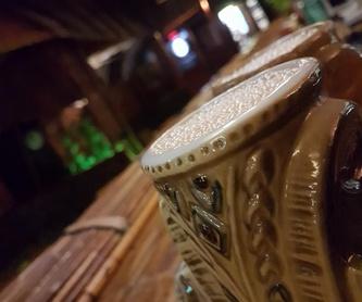 Ácido: Cócteles de Aloha Polinesian Bar