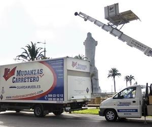 Mudanzas internacionales en Huelva