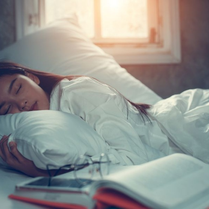 Un descanso adecuado para la adolescencia