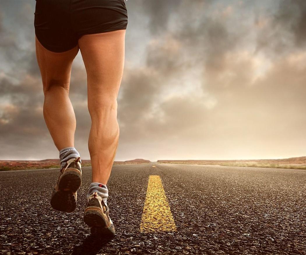 La salud de tus pies al correr