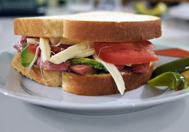 Sándwiches Dobles